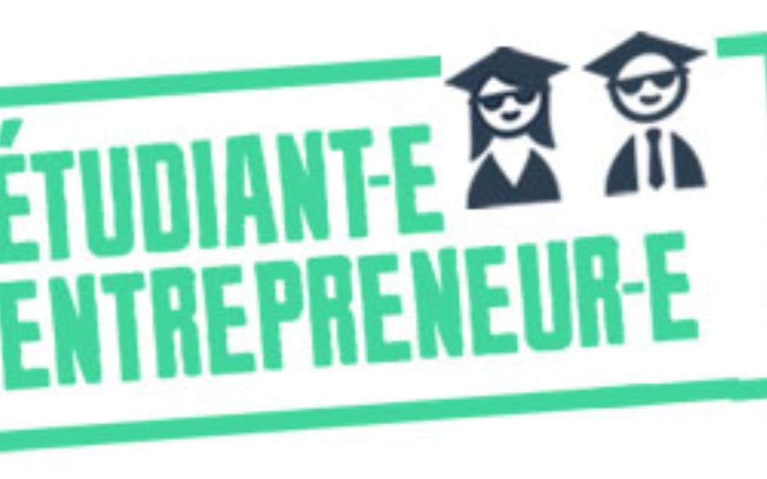 Construire son projet d'entreprise avec le statut d'étudiant !