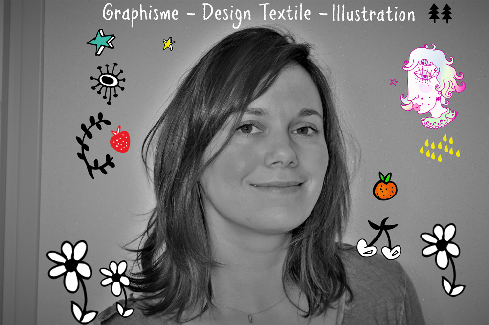 DESIGNER TEXTILE - INFOGRAPHISTE