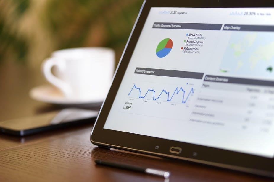 La transformation numérique de l'entreprise et de ses mythes