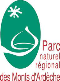 Logo Parc naturel régional des Monts d'Ardèche